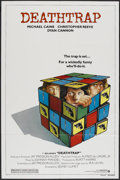 """Movie Posters:Mystery, Deathtrap (Warner Brothers, 1982). One Sheet (27"""" X 41"""") Style B.Mystery...."""