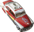 Autographs:Others, Stan Musial Signed Commemorative Cardinals Car. Commemorative St. Louis Cardinals replica car is a 1:24 model of a 1949 Mer...