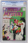 Silver Age (1956-1969):Mystery, House of Mystery #142 (DC, 1964) CGC NM 9.4 Off-white to whitepages....