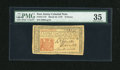 Colonial Notes:New Jersey, New Jersey March 25, 1776 18d PMG Choice Very Fine 35....