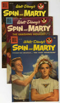 Silver Age (1956-1969):Western, Spin and Marty #3 and 5-9 File Copies Group (Dell, 1957-59)Condition: Average VF.... (Total: 6 Comic Books)