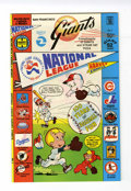 Bronze Age (1970-1979):Cartoon Character, Richie Rich, Casper and Wendy National League #1 Multiple FileCopies Group (Harvey, 1976) Condition: Average VF/NM.... (Total: 12Comic Books)
