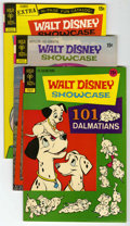 Bronze Age (1970-1979):Cartoon Character, Walt Disney Showcase File Copies Group (Gold Key, 1972-74)Condition: Average NM-.... (Total: 8 Comic Books)