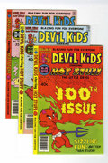 Bronze Age (1970-1979):Cartoon Character, Devil Kids File Copies Group (Harvey, 1977-80) Condition: AverageNM.... (Total: 11 Comic Books)