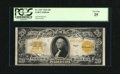 Large Size:Gold Certificates, Fr. 1187 $20 1922 Gold Certificate PCGS Very Fine 25....