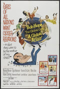 """Movie Posters:Comedy, A Global Affair (MGM, 1964). One Sheet (27"""" X 41""""). Comedy...."""