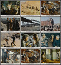 """Movie Posters:Western, The Professionals (Columbia, 1966). Color Still Set of 12 (8"""" X 10""""). Western.... (Total: 12 Items)"""