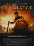 "Movie Posters:Action, Gladiator (DreamWorks, 2000). French Grande (47"" X 63""). Action...."