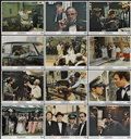 """Movie Posters:Crime, The Godfather (Paramount, 1972). Color Still Set of 12 (8"""" X 10"""").Crime.... (Total: 12 Items)"""
