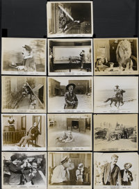 """The Golden Age of Comedy (20th Century Fox, 1958). Stills (13) (8"""" X 10""""). Documentary.... (Total: 13 Items)"""