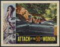 """Movie Posters:Science Fiction, Attack of the 50 Foot Woman (Allied Artists, 1958). Lobby Card (11""""X 14""""). Science Fiction...."""