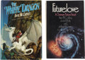 Books:First Editions, Anne McCaffrey. Two First Editions, including: Anne McCaffrey, JoanH. Holly, and Jeffrey A. Carver. Futurelove.... (Total: 2Items)