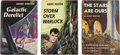 Books:First Editions, Andre Norton. Three Classic Science Fiction Works, including:The Stars Are Ours. Cleveland and New York: The World ...(Total: 3 Items)