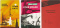 Books:First Editions, Andre Norton. Three First Editions, including: Star Guard.New York: Harcourt, Brace and Company, [1955].... (Total: 3 Items)