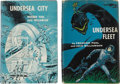 Books:First Editions, Frederik Pohl and Jack Williamson. Two First Editions from theUndersea Trilogy, including: Undersea Fleet...(Total: 2 Items)