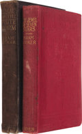 Books:First Editions, Bram Stoker. Two Novels,... (Total: 2 Items)