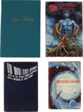 Books:First Editions, Robert Silverberg. Four Signed First Editions,... (Total: 4 Items)