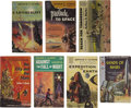 Books:First Editions, Arthur C. Clarke. Seven Vintage Paperbacks from the 1950s,including: Expedition to Earth. New York: Ballantine Book...(Total: 7 Items)