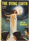 Books:First Editions, Jack Vance. The Dying Earth. New York: Hillman Periodicals,Inc., [1950]....