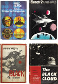 Books:First Editions, Fred Hoyle. Four First Editions,... (Total: 4 Items)