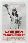 """Movie Posters:Comedy, Lady Liberty (United Artists, 1972). One Sheet (27"""" X 41""""). Comedy...."""
