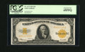 Large Size:Gold Certificates, Fr. 1173 $10 1922 Gold Certificate PCGS Extremely Fine 45PPQ....