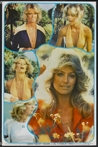 "Charlie's Angels Farrah Fawcett Poster (Bi-Rite, 1976). Poster (23"" X 34""). Television Series"