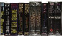 Stephen King. The Complete Dark Tower Series. Signed and Matching Numbered Set, including:</