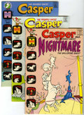 Bronze Age (1970-1979):Cartoon Character, Casper Related Titles - File Copy Group (Harvey, 1972-73)Condition: Average VF/NM.... (Total: 14 Comic Books)