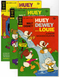 Bronze Age (1970-1979):Cartoon Character, Huey, Dewey, and Louie Junior Woodchucks #17-29 File Copy Group(Gold Key, 1972-74) Condition: Average VF/NM.... (Total: 13 ComicBooks)