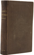 Books:Fiction, Henry D[avid] Thoreau. Walden; or, Life in the Woods.Boston: Ticknor and Fields, 1854....