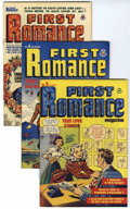 Golden Age (1938-1955):Romance, First Romance File Copies Group (Harvey, 1949-51) Condition:Average VF/NM.... (Total: 7 Comic Books)