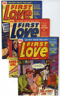 Golden Age (1938-1955):Romance, First Love Illustrated File Copies Group (Harvey, 1951-56)Condition: Average VF/NM.... (Total: 8 Comic Books)
