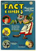 Golden Age (1938-1955):Non-Fiction, Real Fact Comics #2 (DC, 1946) Condition: FN/VF....