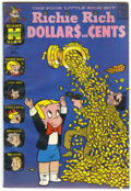 Silver Age (1956-1969):Cartoon Character, Richie Rich Dollars and Cents #2 File Copy (Harvey, 1963) Condition: VF/NM....