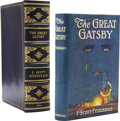 Books:First Editions, F. Scott Fitzgerald. The Great Gatsby. New York: CharlesScribner's Sons, 1925....