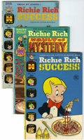 Bronze Age (1970-1979):Humor, Richie Rich Success Stories and Richie Rich Vault of Mystery - FileCopy Group (Harvey, 1973-82) Condition: Average VF/NM.... (Total:27 Comic Books)