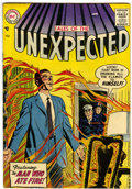 Silver Age (1956-1969):Horror, Tales of the Unexpected #9 (DC, 1957) Condition: VG/FN....
