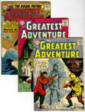 Silver Age (1956-1969):Adventure, My Greatest Adventure #13, 19, and 83 Group (DC, 1957-63).... (Total: 3 Comic Books)