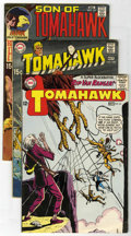 Silver Age (1956-1969):Adventure, Tomahawk Group (DC, 1964-72) .... (Total: 4 Comic Books)