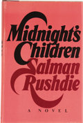Books:First Editions, Salman Rushdie. Midnight's Children. New York: Alfred A.Knopf, 1981....