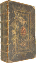 Books:Fiction, [Bible in English]. The Holy Bible, Containing The Old Testament and The New: Newly Translated out of the Origin...