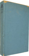 Books:Signed Editions, Joseph Conrad. Notes On My Books. Garden City, New York:Doubleday, Page & Company, 1921. ...