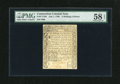 Colonial Notes:Connecticut, Connecticut July 1, 1780 2s/6d PMG Choice About Unc 58 EPQ....