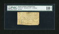 Colonial Notes:North Carolina, North Carolina December, 1771 5s PMG Very Good 10 Net....
