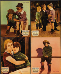 "Sooky (Paramount, 1931). Jumbo Lobby Card Set of 8 (14"" X 17""). Family.... (Total: 9 Items)"