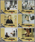 "Movie Posters:Academy Award Winner, One Flew Over the Cuckoo's Nest (United Artists, 1975). Lobby Cards(6) (11"" X 14""). Academy Award Winner.... (Total: 6 Items)"
