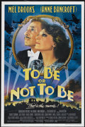 """Movie Posters:Comedy, To Be or Not to Be (20th Century Fox, 1983). One Sheet (27"""" X 41""""). Comedy.. ..."""