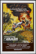 "Movie Posters:Adventure, Checkered Flag or Crash (Universal, 1977). One Sheet (27"" X 41"").Adventure...."