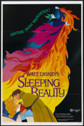 "Movie Posters:Animated, Sleeping Beauty (Buena Vista, R-1979). One Sheet (27"" X 41"") Style A. Animated...."